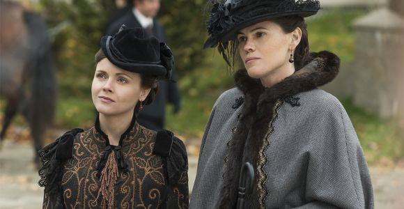The Lizzie Borden Chronicles TV show on Lifetime: canceled