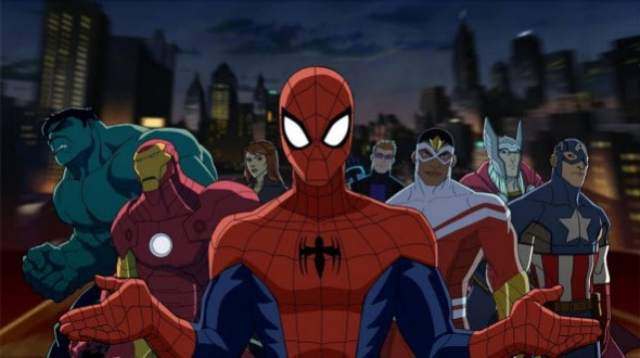 Marvels Ultimate Spider-Man TV show on Disney XD: season 4