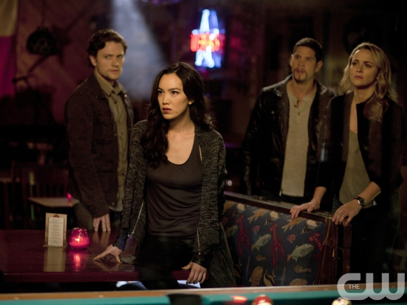 The Messengers TV show on CW: ratings (canceled)