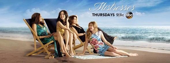 Mistresses TV show on ABC: ratings (cancel or renew?)