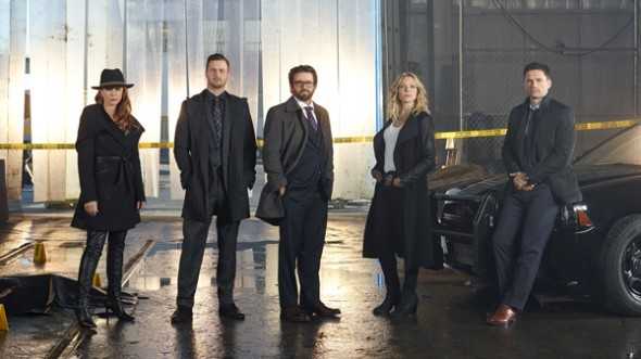 Motive TV show on CTV: season 4