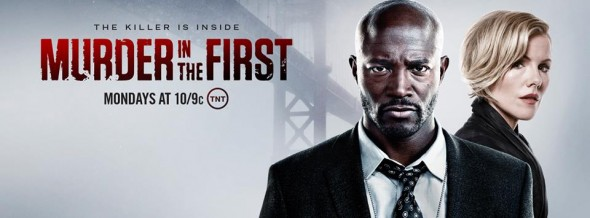 Murder in the First TV show on TNT: ratings (cancel or renew?)