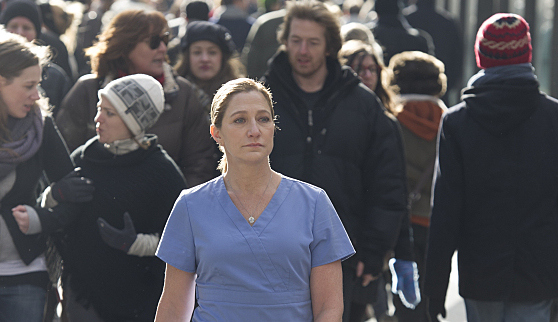 Nurse Jackie TV show on Showtime: last episode