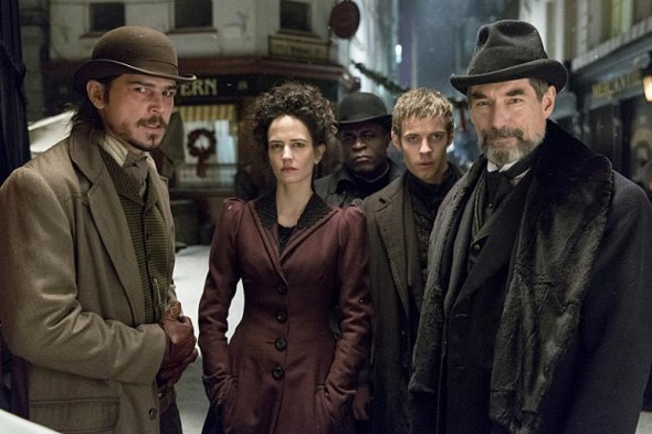 Penny Dreadful TV show on Showtime: season 3