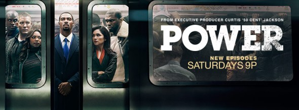 Power TV show on Starz: ratings (cancel or renew?)