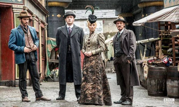 Ripper Street TV show on Amazon: canceled, no season 6