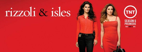 Rizzoli & Isles TV show on TNT: ratings (cancel or renew?)