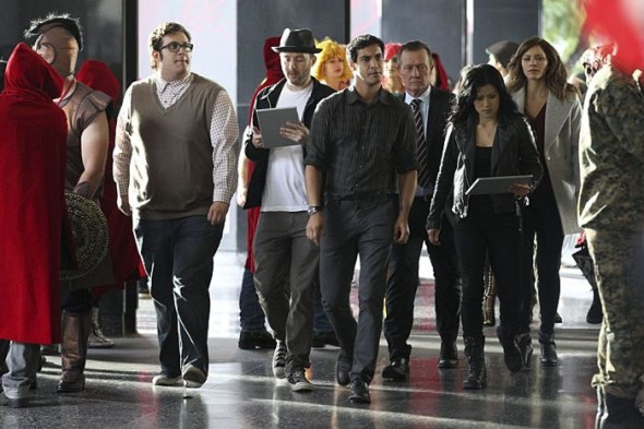 Scorpion TV show on CBS: ratings (cancel or renew?)