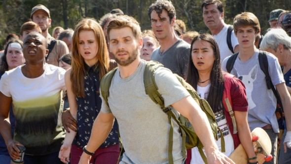 Under the Dome TV show on CBS: ratings (cancel or renew?)