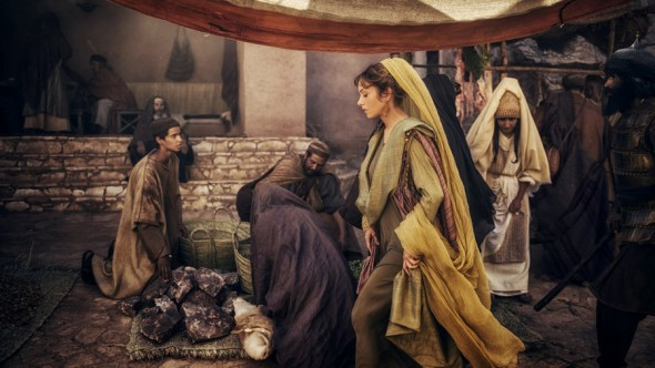 AD: The Bible Continues TV  show canceled, no season 2 on NBC but
