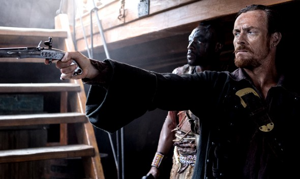 Black Sails TV show on Starz: season 4