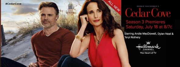 Cedar Cove TV show on Hallmark: ratings (cancel or renew?)