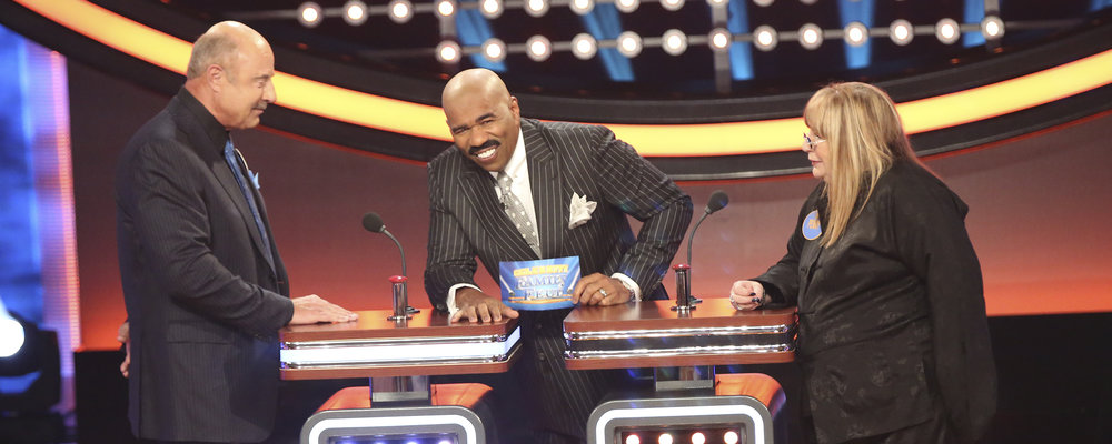Similar Series to watch if you like Celebrity Family Feud ...