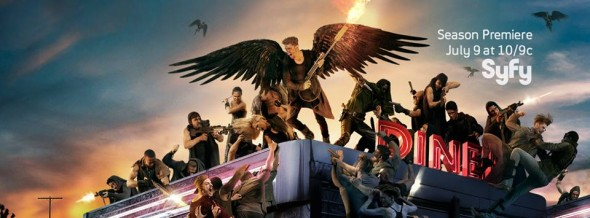 Dominion TV show on Syfy: ratings (cancel or renew?)