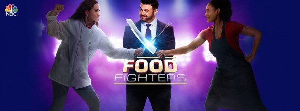 Food Fighters TV show on NBC: ratings (cancel or renew?)