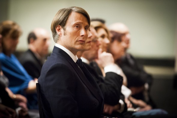 Hannibal TV show on NBC: canceled, no season 4