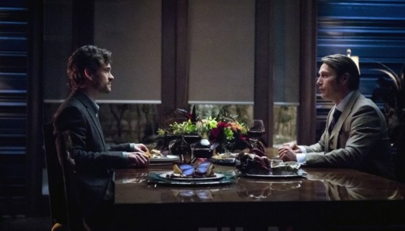 Hannibal canceled TV show on NBC