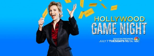 Hollywood Game Night TV show on NBC: ratings (cancel or renew?)