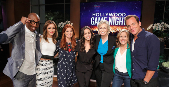 Hollywood Game Night TV show on NBC: season 5 renewal (canceled or renewed?)