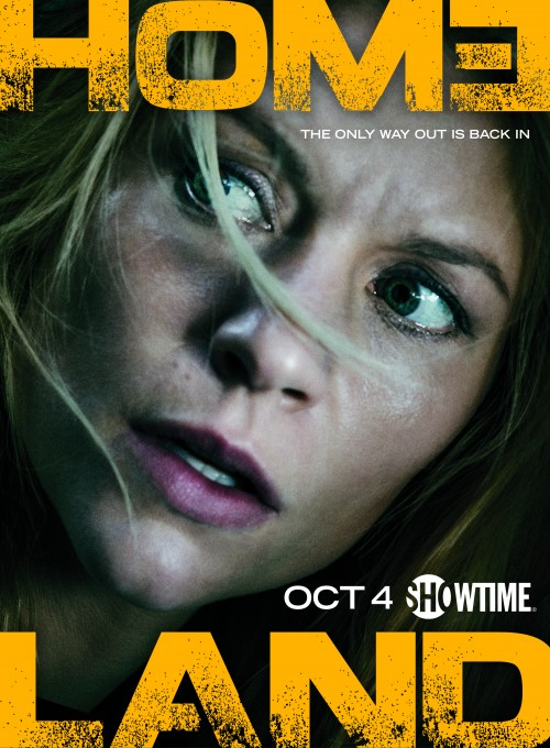 Homeland TV show on Showtime: season 5