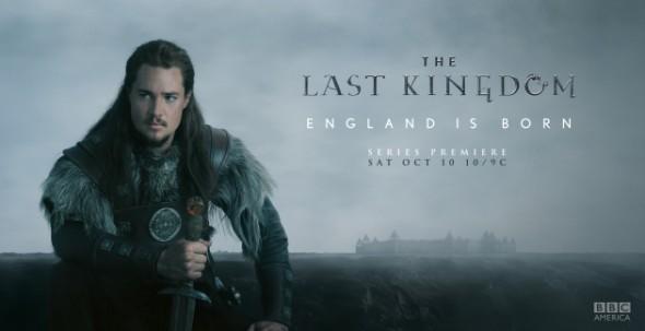 The Last Kingdom TV show on BBC America