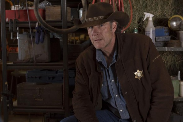 Longmire TV show on Netflix: season 4