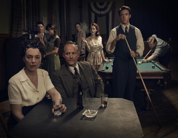 Manhattan TV show on WGN America: season 2