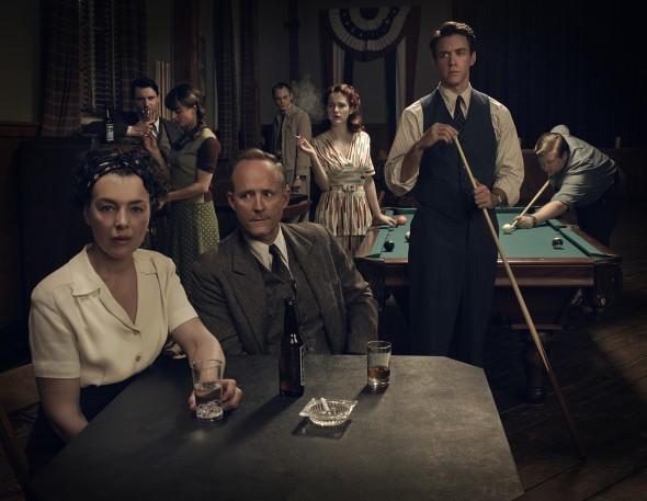 Manhattan TV show on WGN America: season 2