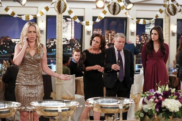 The McCarthys TV show on CBS (canceled) ratings