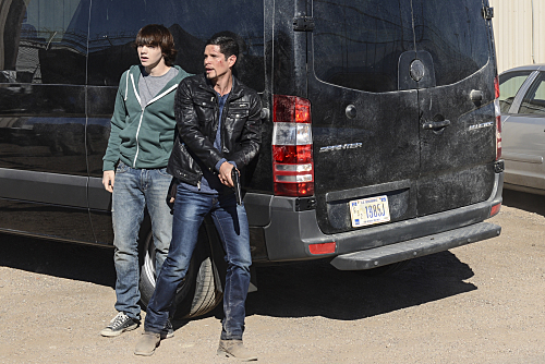 The Messengers TV show on The CW: ratings (canceled)