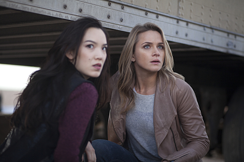 The Messengers TV show on CW: series finale ratings (canceled)