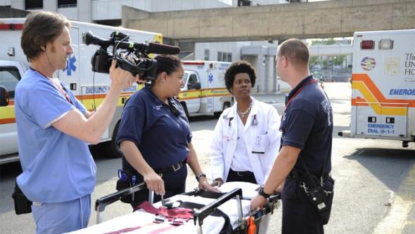 NY Med TV show on ABC: canceled, no season 3