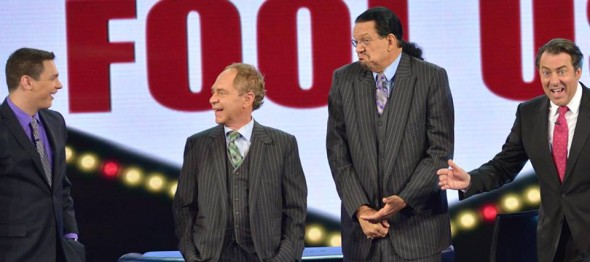 Penn and Teller: Fool Us TV show on CW: ratings cancel or renew?)
