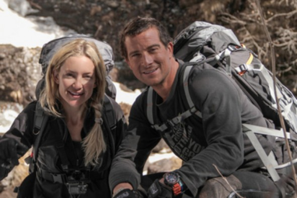 Running Wild with Bear Grylls TV show on NBC: ratings (cancel or renew?)