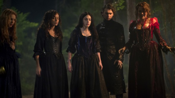 Salem TV show on WGN America: season 3