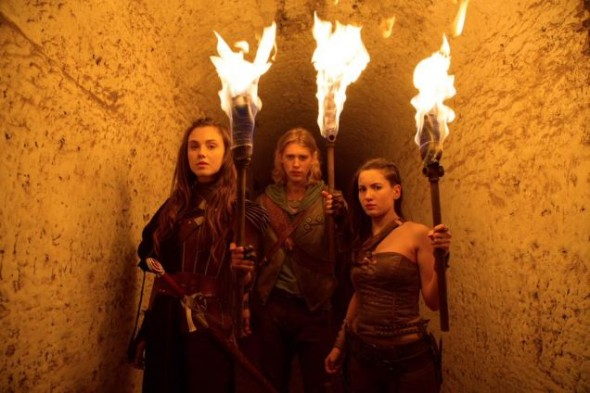 Shannara Chronicles TV show on MTV
