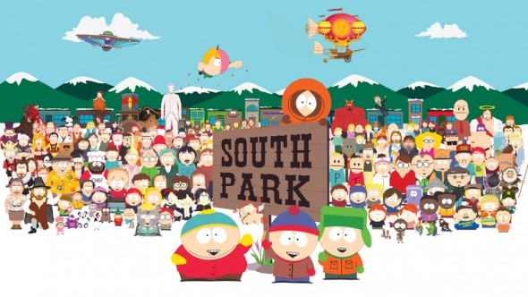 South park TV show on Comedy Central: season 21, 22, 23