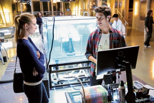 Stitchers TV show on ABC Family: season 2