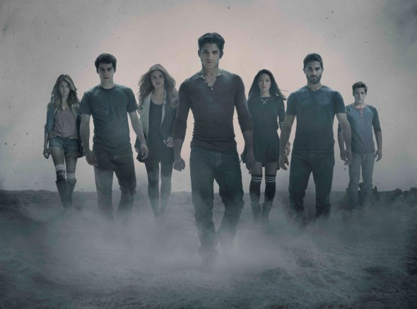 Teen Wolf TV show on MTV: season six