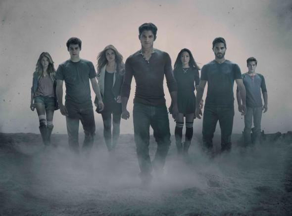 Teen Wolf TV show on MTV: season six