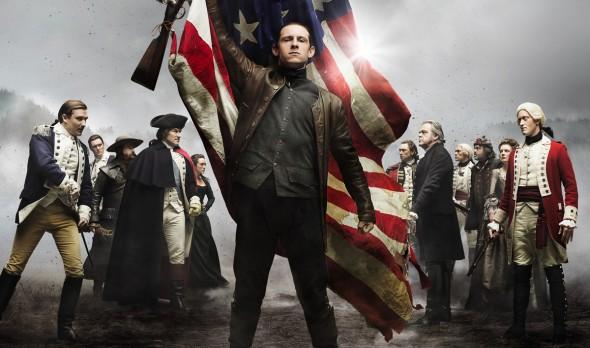 Turn: Washington Spies TV show on AMC: season 3