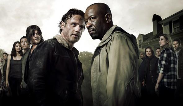 The Walking Dead TV show on AMC: season 6