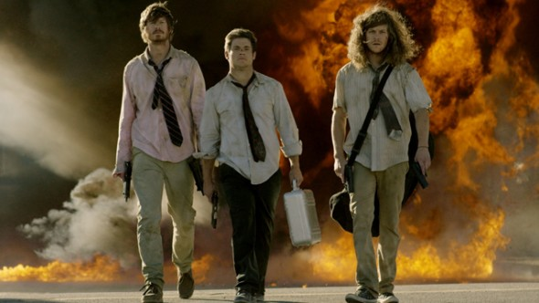 Workaholics TV show on Comedy Central: seasons six and seven