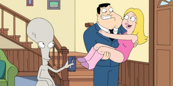 American Dad! TV show on TBS renewed