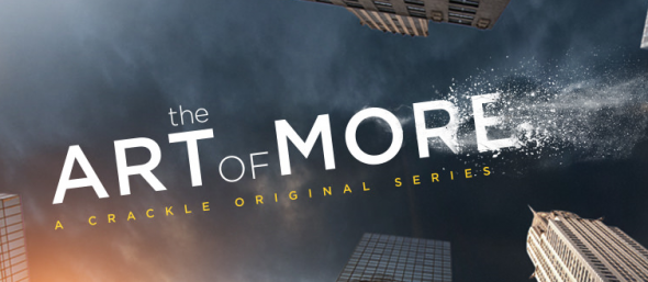 The Art of More TV show on Crackle