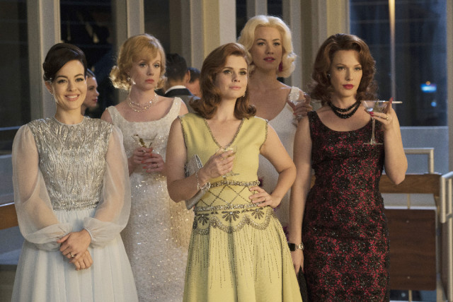 Astronaut Wives Club TV show on ABC: ended, no season 2