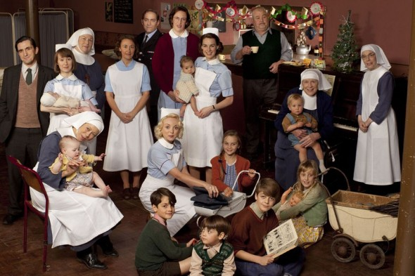Call the Midwife TV show on PBS (canceled or renewed?)
