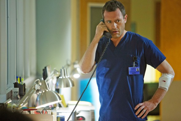 Complications TV show on USA Network: canceled, no season 2
