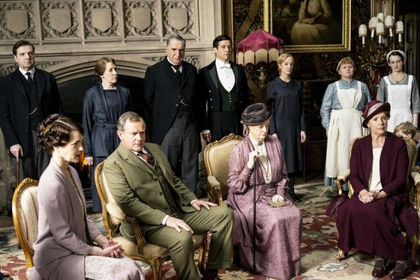Downton Abbey TV show on PBS: season 6