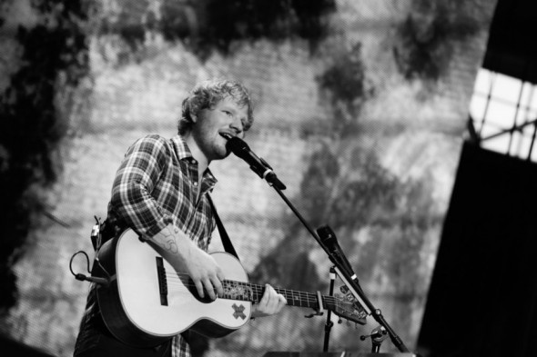 Ed Sheeran: Live at Wembley Stadium TV show ratings